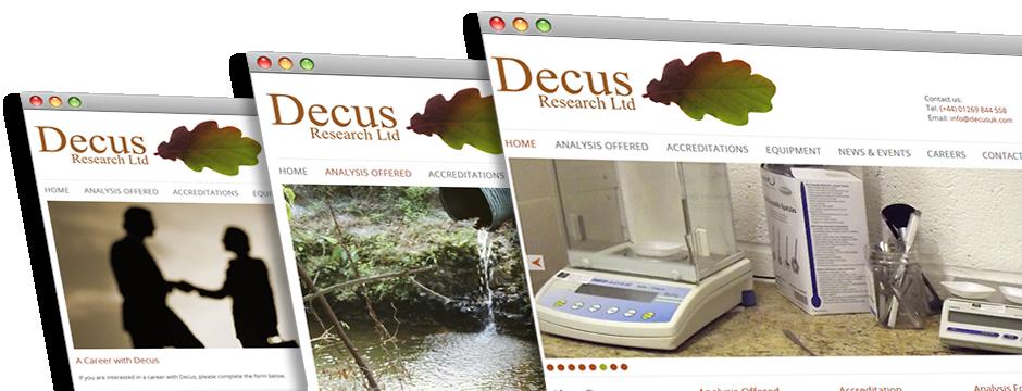 Decus Research