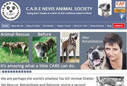 C.A.R.E Nevis Animal Society