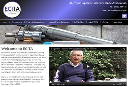 ECITA Website Design & Development