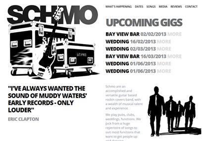 Schmo Website Development