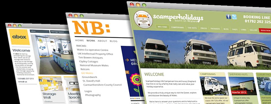 Swansea Website Design