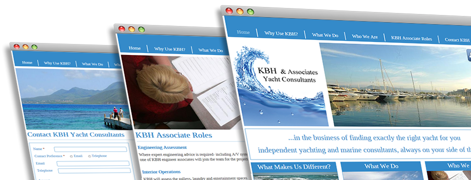 KBH Yacht Consultants