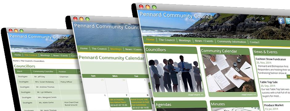 Pennard Community Council