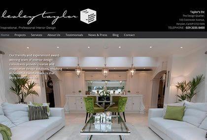 Lesley Taylor Interior Designer