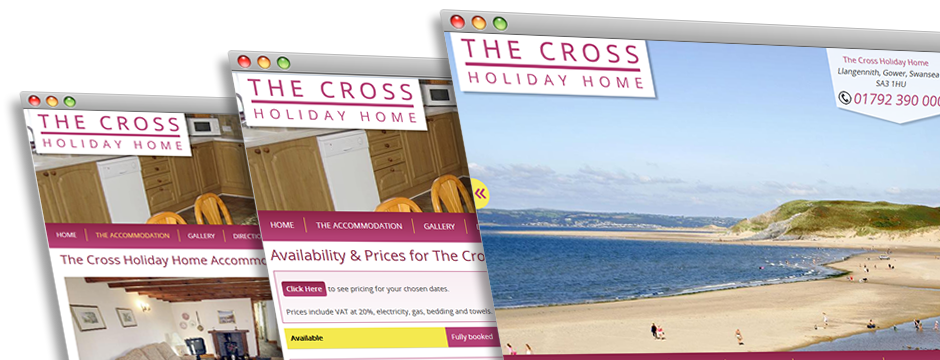 The Cross Holiday Home